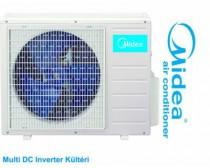 MIDEA M4OB‐36HFN1‐Qmax Multi DC inverter kültéri, max. 4 beltéri egységhe 10.8 kW