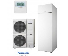 Panasonic KIT-ADC16HE8 AQUAREA ALL IN ONE 3 fázisú hőszivattyú légkazán 16 kW