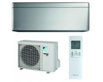 Daikin FTXA25AS / RXA25A Stylish FEKETE Inverteres Split klíma