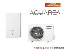 Panasonic  KIT-WC12H6E5 AQUAREA F hőszivattyú 12KW