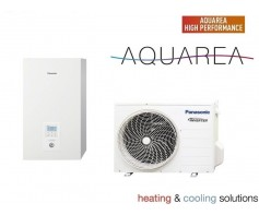 Panasonic KIT-WC16H6E5 AQUAREA F hőszivattyú 16KW