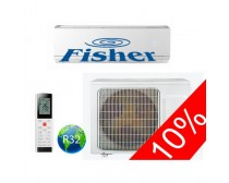 Fisher Comfort Plus FSAI-CP-120BE3 / FSOAI-CP-120BE3 oldalfali mono split klíma 3.5 kW