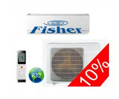FISHER FSAI-CP-180BE3 / FSOAI-PC-180BE3 COMFORT PLUS oldalfali inverteres klímaberendezés 5.3 KW