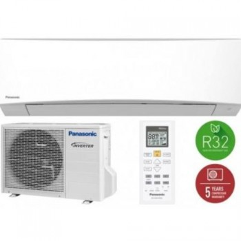 Panasonic KIT-NZ50-TKE NORDIC INVERTER Plus monosplit klíma 5 kW