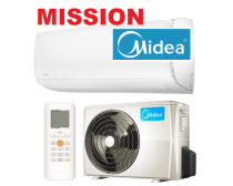 Midea MB-09N8D6-SP-WIFI Mission II Inverteres Split klíma 2,6 kw