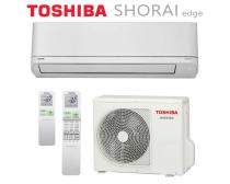 Toshiba  RAS-B22J2KVSG-E / RAS-22J2AVSG-E Shorai Edge Oldalfali split klíma 6.1 kw