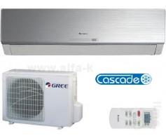 Cascade GWH12UB-K3DNA4F 3,5 kW-os inverteres oldalfali split klíma 5év Gar