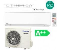 Panasonic KIT-TZ24-SKE Inverteres oldalfali klíma berendezés 6.8 KW