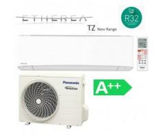 Panasonic ÚJ TZ Inverter TZ18SKE klíma szett Inverteres oldalfali 5 KW