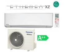 Panasonic KIT-XZ12-SKEM ETHEREA Inverteres oldalfali klíma berendezés 3.5 KW
