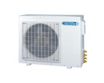 Cascade GWHD18 FREE MATCH MULTI DC inverter kültéri(max2beltéri)5 KW