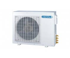 Cascade GWHD42 FREE MATCH MULTI DC inverter kültéri(max5 beltéri)12.1KW