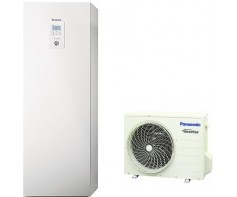 Panasonic KIT-ADC09HE5 Aquarea All In One 1 fázisú hűtő-fűtő hőszivattyú 7 kW